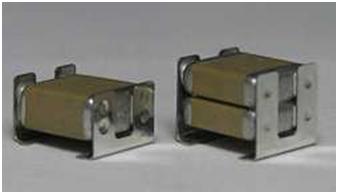 金属端子电容器的啸叫降低作用