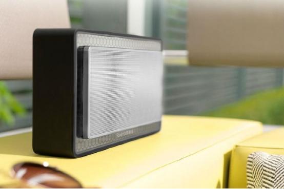 B&W推出首款蓝牙扬声器T7