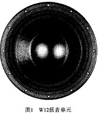 自制高品质有源超重低音音箱