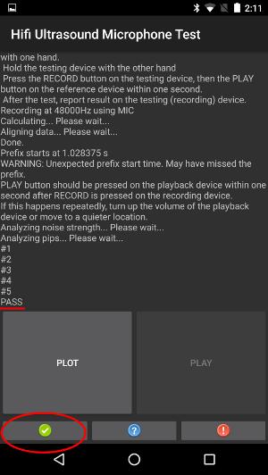 CTS 近超声测试