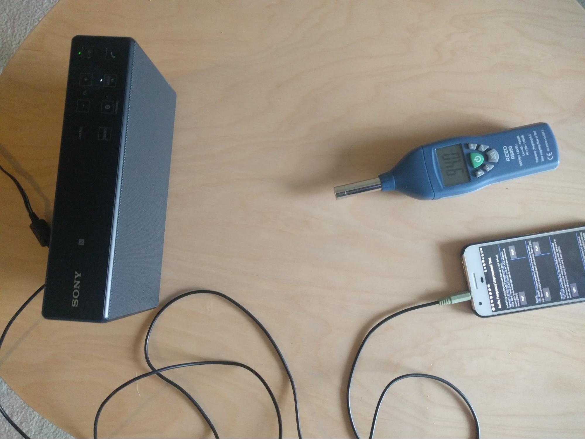 测试音调设置照片